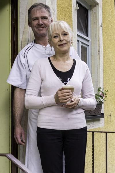 Angela & Ruediger Pelz, Russigmühle, Polenztal